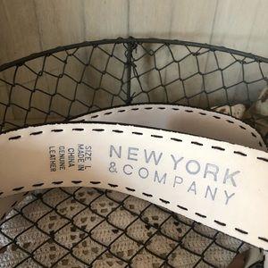 New York & Company Other - New York & Company Belt: